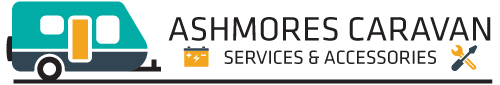 Ashmores Caravan Services & Accessories Logo